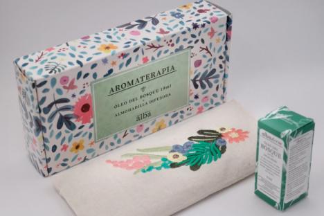 Almohada / Aromaterapia