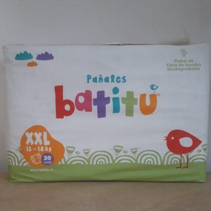 Envase de pañales Batitu xxl