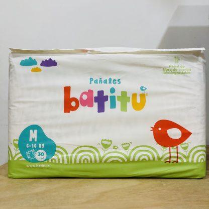 Envase de pañales Batitu M